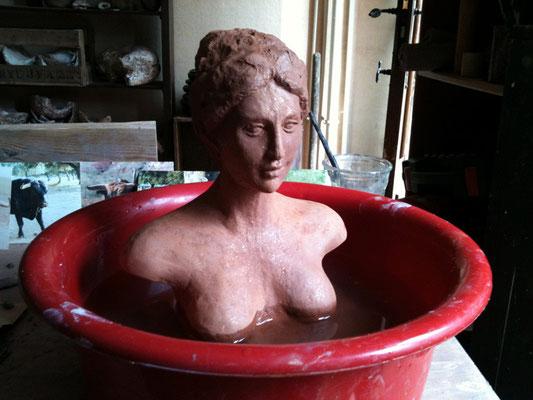 Petit bain.