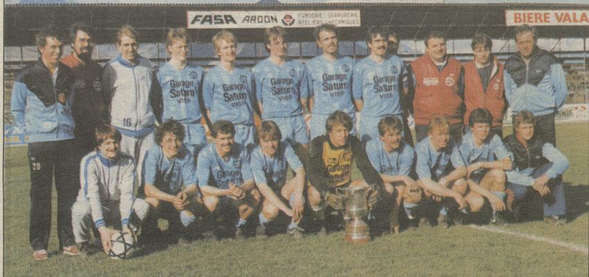 Cupsieger 1985