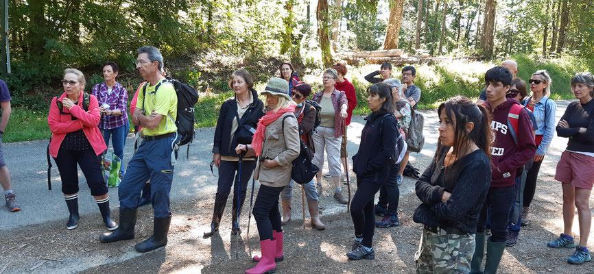 Le public est à l'écoute, l'histoire des aqueducs du Bager interpelle !