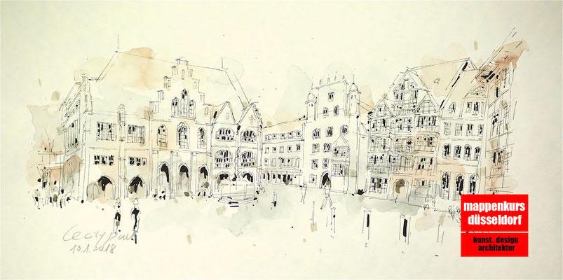 Mappenkurs Architektur, Mappenkurs Hildesheim