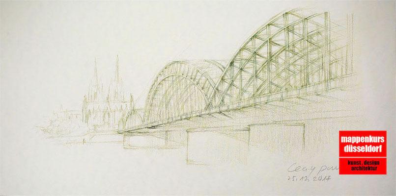 Mappenkurs Architektur, Mappenkurs Köln