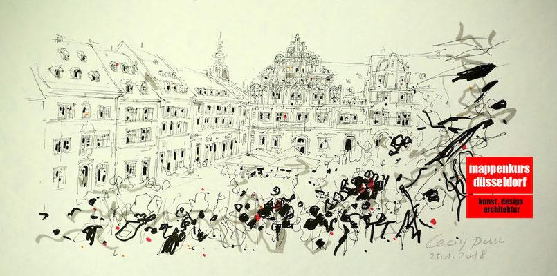 Mappenkurs Architektur Mappenkurs Weimar