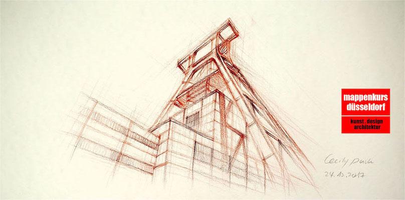 Mappenkurs Industrial Design, Mappenkurs Essen-Duisburg