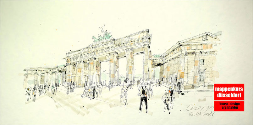 Mappenkurs Bühnenbild, Mappenkurs Berlin