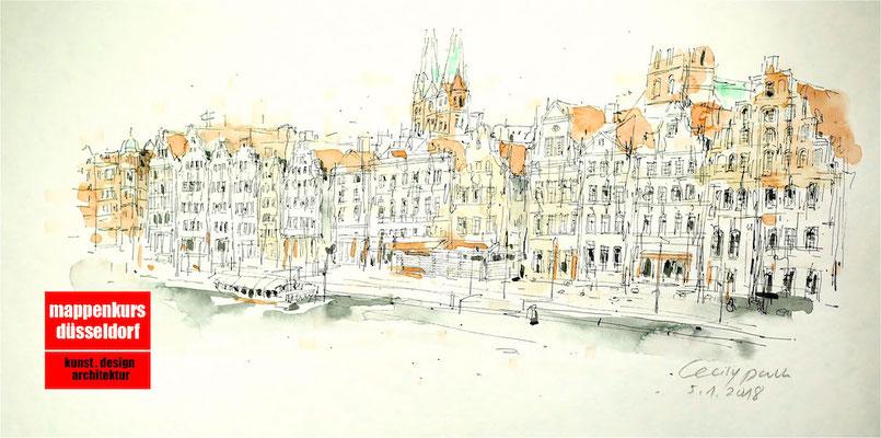 Mappenkurs Architektur, Mappenkurs Lübeck