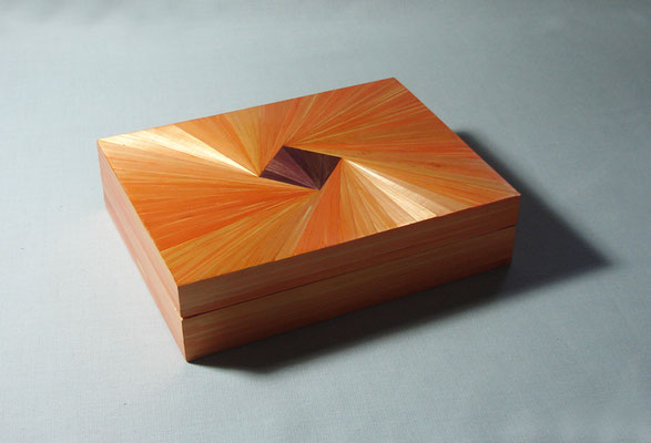 Boîte pour 2 jeux de cartes (commande personnalisée - vendue)