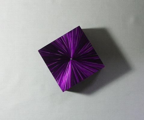 Petite boite carré cristal Swarovski (commande personnalisée - vendu)