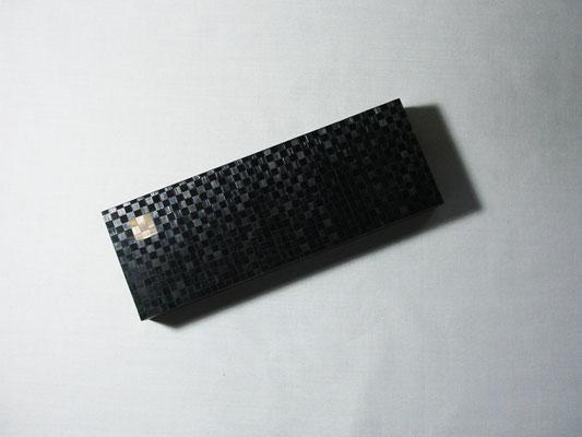 Plumier motif damier (vendu)