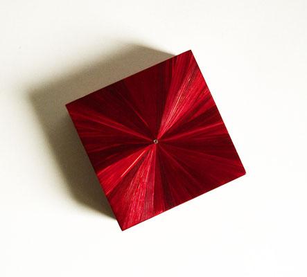 Petite boite carré cristal Swarovski (vendu)