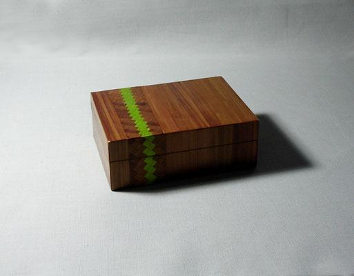 Boîte aux briques vertes (vendu)