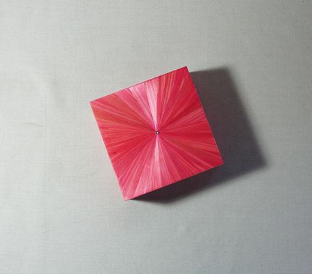 Petite boite carré cristal Swarovski (vendue)