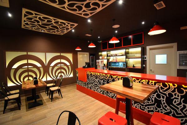 resultado de imágenes restaurantes modernos