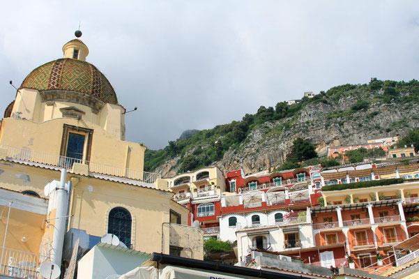 architektura Wybrzeza Amalfi