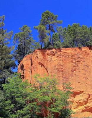 Park Narodowy kolo Roussillon - Gargas
