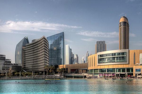 Przy Burj Khalifa