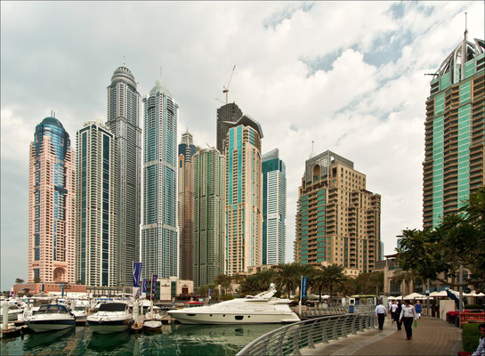 Port Jachtowy w Dubaju