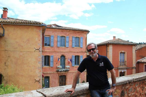 w kolorach prowansji - Roussillon