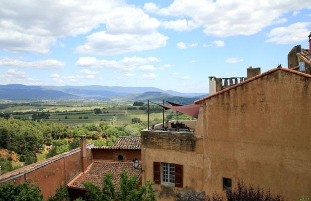 Malownicze Roussillon