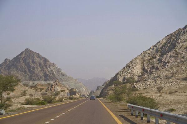 w gorach Hajar