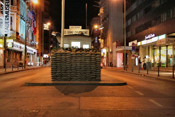 Slynny Chekpoint Charlie