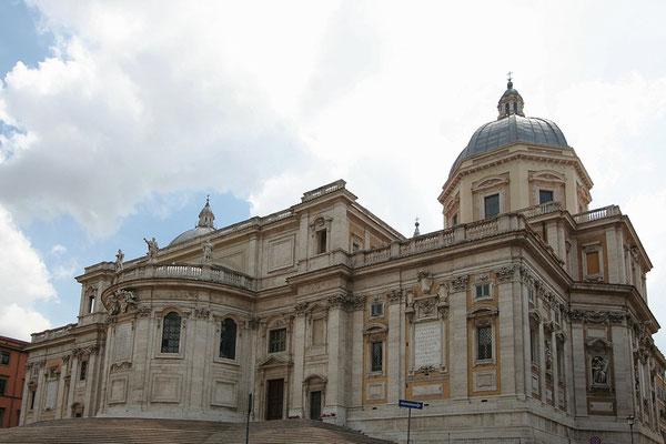 Tylna fasada bazyliki