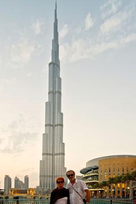 Burj Khalifa - najwyzszy budynek swiata