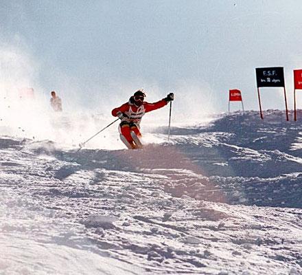 Pro-Am Les 2 Alpes 1985
