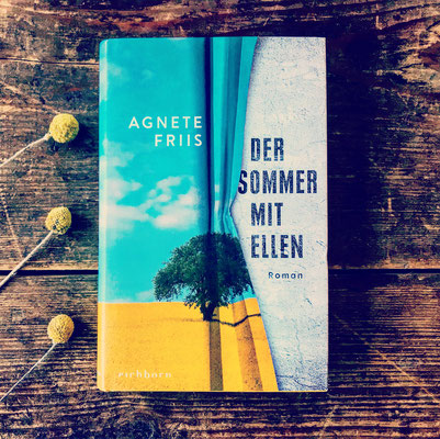 Rezension Agnete Friis Der Sommer mit Ellen