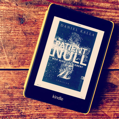 Rezension Daniel Kalla Patient Null