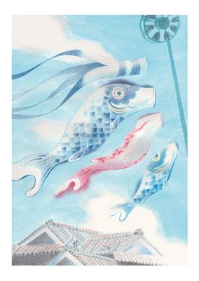 Japatora(住まい教育推進協会) 5月号 木は生きている/森久美子著 第五話 夢を追いかける2