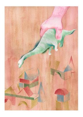 Japatora(住まい教育推進協会) 6月号 木は生きている/森久美子著 第五話 夢を追いかける3