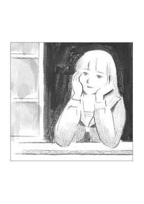 日本農業新聞 連載小説「青い雪」/森久美子 「小さな冒険 三」