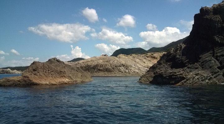 中の真島 地の真島   グレ イサキ