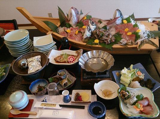 例)宴会膳
