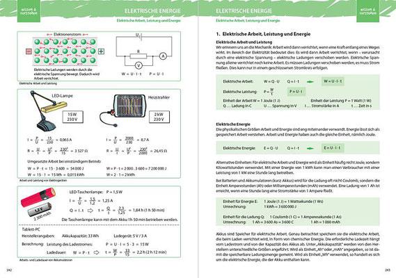 Elektrische Energie Faszination Physik Webseite