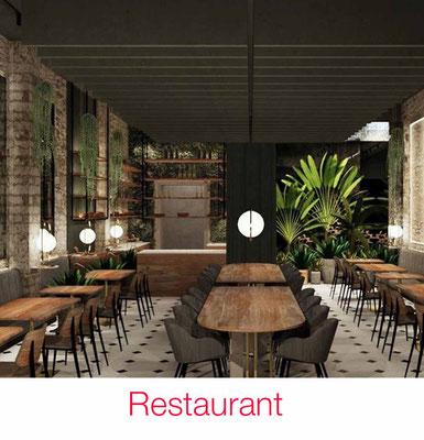 Restaurant und Hotel Beleuchtung Leuchten und Lampen