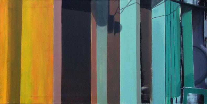 Acryl auf LW, 80 x 160