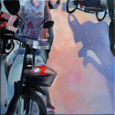 3, 2013, Öl auf LW, 30 x 30 (saled)