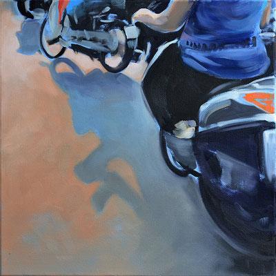4, 2013, Öl auf LW, 40 x 40   (saled)