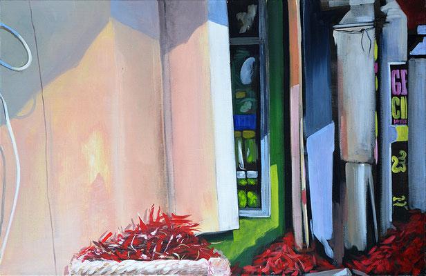 Acryl auf LW, 60 x 100