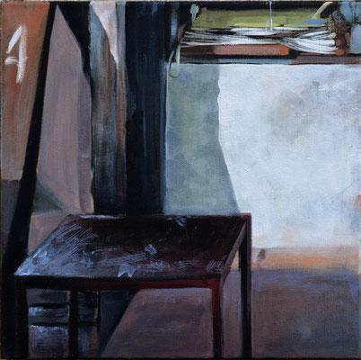Acryl auf LW, 40 x 40   (saled)