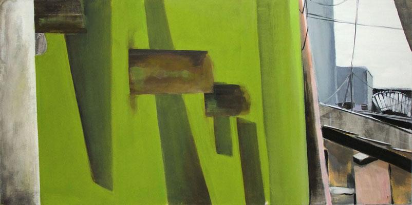 Acryl auf LW, 80 x 160   (saled)