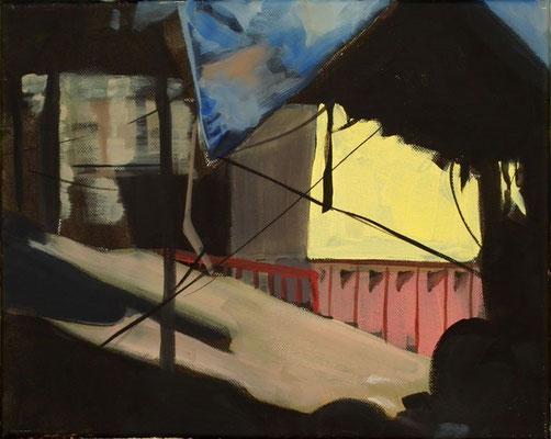 Acryl auf LW, 24 x  30   (saled)