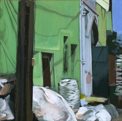 Acryl auf LW, 60 x 60   (saled)