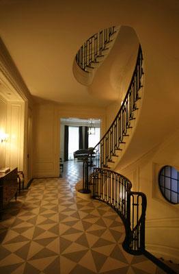 Rampe pour une résidence privée - New York City