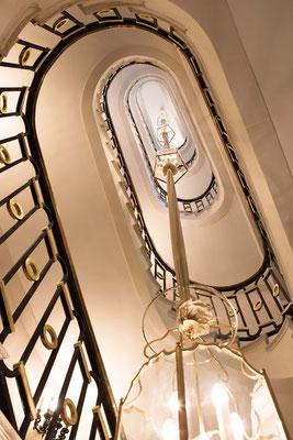 Railing - Hotel La Réserve - Paris