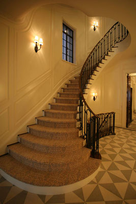 Railing for a private residence - New York City