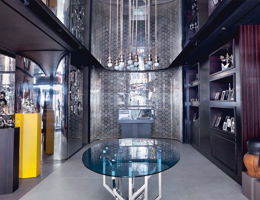 Christofle Store - New York City