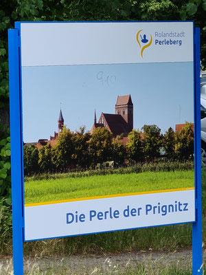 Perleberg in der Prignitz