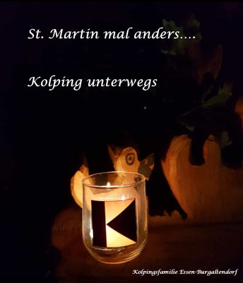 St. Martinsaktion der Kolpingsfamilie Burgaltendorf